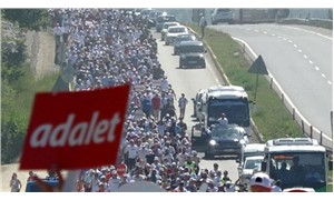 Thousands join the Justice March in Turkey on its 12th day
