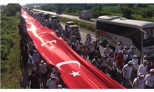 17th day of Justice March in Turkey completed with participation of tens of thousands