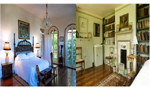 İşte bazı yazarların yatak odaları