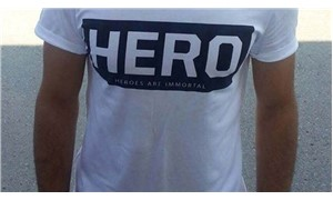 Police in Turkey detain 7 people in 5 provinces for wearing 'Hero' t-shirts