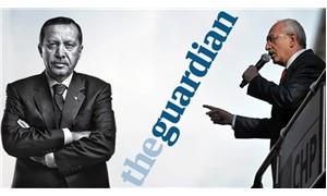 The Guardian: Kılıçdaroğlu yazınca Erdoğan da yazmak istedi