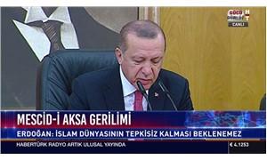 Erdoğan: Müslümanların onurunun incitilmesi karşısında tepkisiz kalınması beklenemez