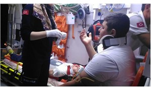 Kuran kursu öğrencilerini taşıyan araç kaza yaptı: 17 yaralı