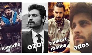 Sokaktan müziğe isyan: Kamufle, Ozbi, Ados, Tankurt Manas