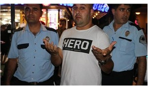 Police in Turkey continue targeting people with 'Hero' t-shirts on