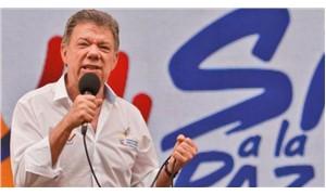 Santos: FARC ile savaş tamamen sona erdi