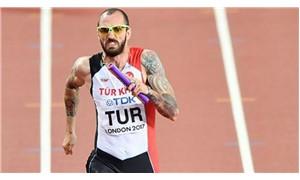 Ramil Guliyev, 200 metrede birinci oldu