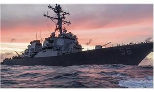 ABD savaş gemisi ile petrol tankeri çarpıştı: 10 asker kayıp, 5 asker yaralı