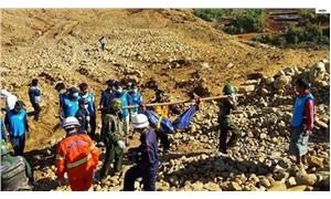 Heyelan felaketinde 200 kişi hayatını kaybetti