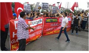 'Hileli iflas' sonrası Real işçilerinden eylem kararı