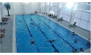 3-6 yaş arası çocuklara 'haremlik-selamlık' yüzme kursu