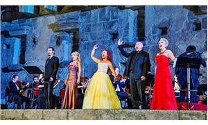 Aspendos Opera ve Bale Festivali yarın başlıyor
