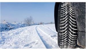 Bu kış özel otomobiller de kış lastiği takacak