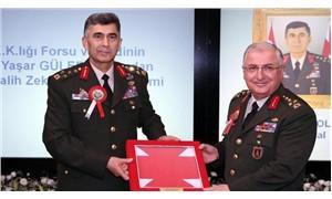 Yeni Kara Kuvvetleri Komutanı görevini devraldı