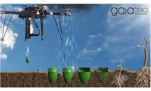 Dronelar ormanlarımızı yeniden ağaçlandıracak