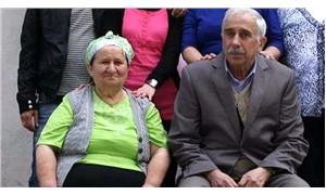 40 yıllık çifti ölüm bile ayıramadı