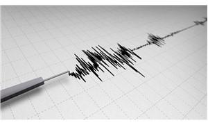 Rodos Adası açıklarında 5.2 büyüklüğünde deprem