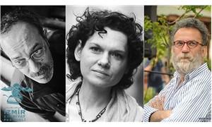 Uluslararası İzmir Edebiyat Festivali 'Edebiyat barıştırır' sloganıyla başlıyor