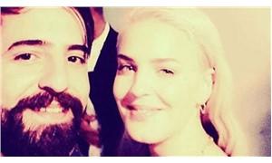 Cizreli Mehmet ile Anne Marie, sahnede düet yaptı