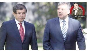 """Davutoğlu ve Gül """"Karar"""" verdi mi?"""