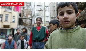 İki milyon çocuk okula gitmiyor