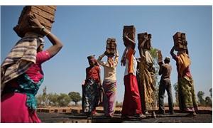 40 milyon 'modern köle' 152 milyon çocuk işçi var