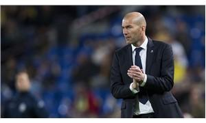 Zidane, sözleşmeyi imzaladı