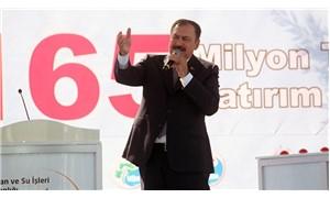 Bakan Eroğlu: Onlar yürüsün biz işimizi yapacağız