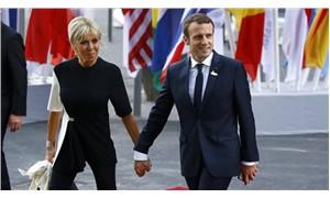 Macron, eşiyle ilgili konuştu: O benim bir parçam