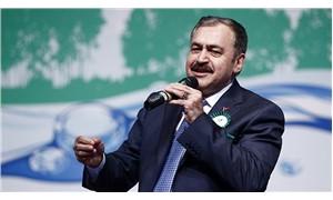 Orman ve Su İşleri Bakanı betonla övündü