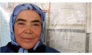 72 yaşında lise mezunu oldu, üniversite sınavına hazırlanıyor