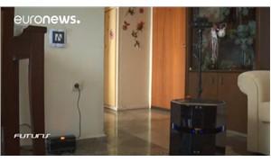 Zacharias: Yalnız yaşayan yaşlıların hayatını kolaylaştıran robot