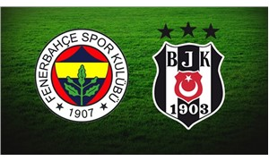 Derbide ilk yarıyı Fenerbahçe önde kapattı