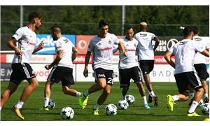 Beşiktaş, Leipzig maçı hazırlıklarına başladı