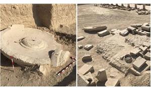 2 bin yıllık zeytinyağı atölyesi bulundu
