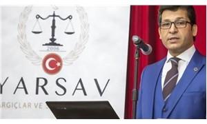 Eski YARSAV Başkanına insan hakları ödülü