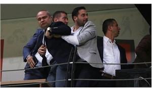 Manisaspor - Denizlispor maçında gerginlik