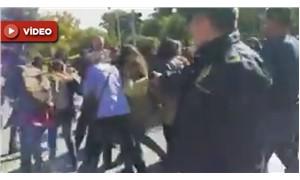 Meclis önündeki müftü nikâhı eylemine polis saldırısı: 11 gözaltı