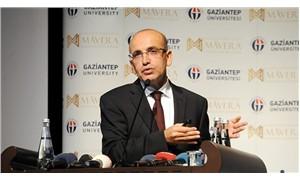 Mehmet Şimşek: İmkanlarımız yastık altında duruyor