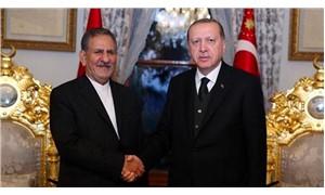 Erdoğan, İran Cumhurbaşkanı yardımcısı Cihangiri ile görüştü