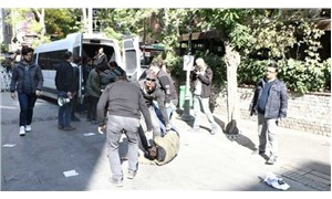 'İşimizi geri istiyoruz' eyleminde 9 kişi darp edilerek gözaltına aldı