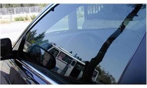 Araçlarda cam filmine yasak geldi