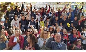 Cam işçileri 'İş, aş, adalet' için yürüyor: Bekle bizi İstanbul!