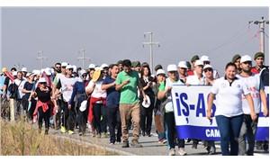Cam işçileri kararlı: Sesimizi duyurana kadar durmak yok