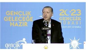 Erdoğan: Yerini gençlere bırakmayanlardan olmadık