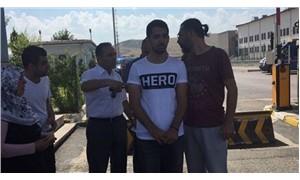 'Hero' tişörtü giyen kişi için istenen ceza belli oldu