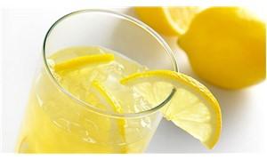 Limonlu su içenlere tavsiyeler