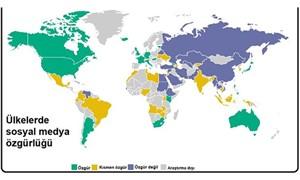 30 ülke sosyal medya manipülasyoncuları kullanılıyor