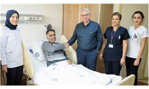 Grip olduğu için gittiği hastanede karaciğer nakli oldu