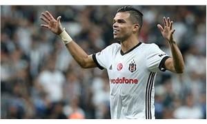 Pepe, Akhisar maçı kadrosuna alınmadı